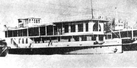 пароходы воткинск